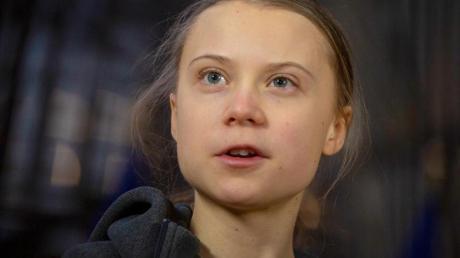 «Unser Teil der Welt hat sich im Pariser Klimaabkommen dazu verpflichtet, die Richtung vorzugeben», sagt Greta Thunberg.