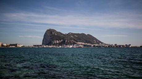 Am Fuß des berühmten Affenfelsens von Gibraltar leben 35.000 Menschen. 80 Prozent von ihnen sind jetzt geimpft.