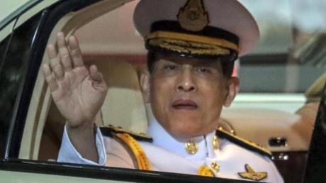 Die Beleidigung von Thailands König Maha Vajiralongkorn wird nicht geduldet.