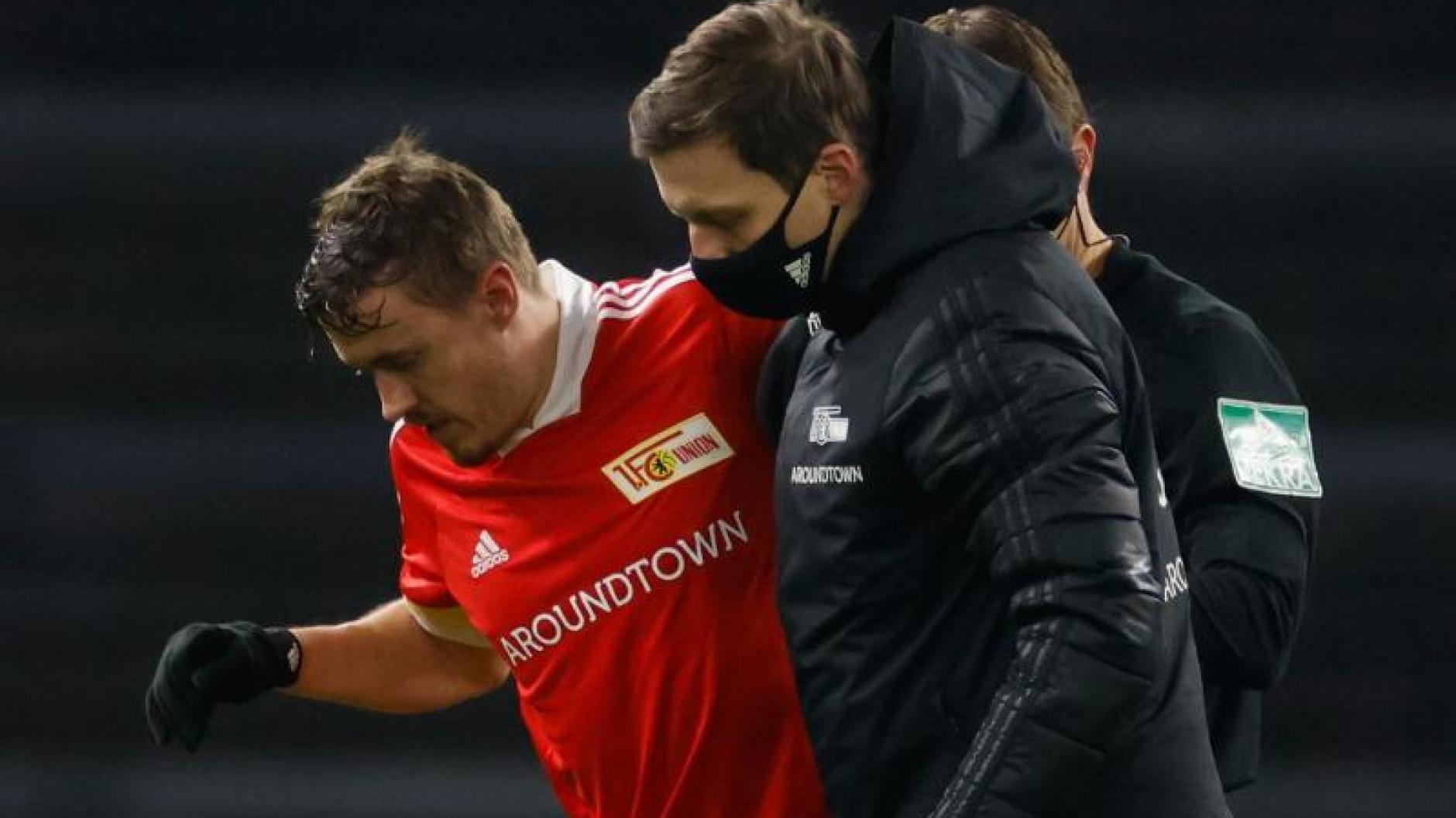 Max Kruse Verletzt