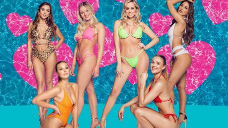 """Die Dating-Show """"Love Island"""" geht 2021 in eine neue Runde. Wir stellen Ihnen hier alle Teilnehmer vor."""