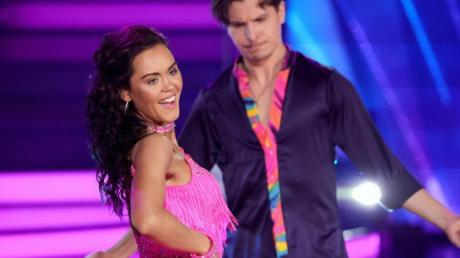 Vanessa Neigert und Alexandru Ionel dürfen beim Tanzwettbewerb «Let's Dance» nicht mehr mitmachen.