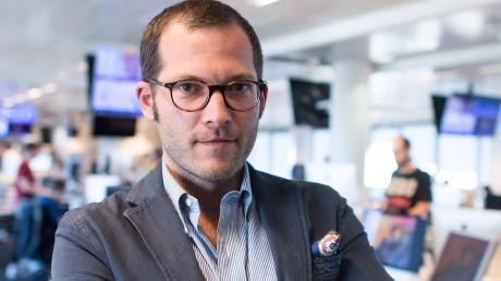 """""""Bild""""-Chefredakteur Julian Reichelt ist für viele eine Hassfigur."""