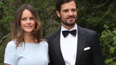 Carl Philip, Prinz von Schweden, und seine Frau Sofia freuen sich über Nachwuchs.