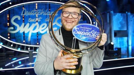 Jan-Marten Block, Sieger der RTL-Castingshow «Deutschland sucht den Superstar».