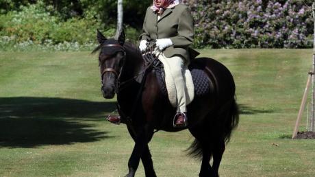 In den vergangenen zwei Wochen wurden auf einem Grundstück von Queen Elizabeth II. wiederholt Eindringlinge festgenommen.