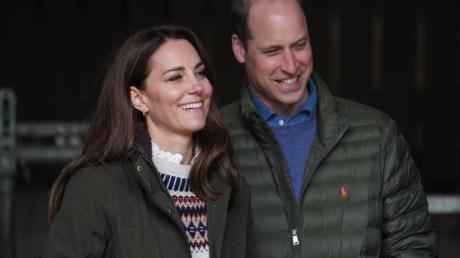 Nach Instagram und Twitter setzen William und Kate jetzt auch auf Youtube.