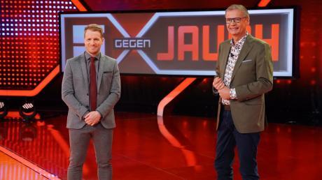 """Ab morgen Abend wird """"5 gegen Jauch"""" wieder mit neuen Folgen bei RTL ausgestrahlt."""