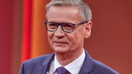 Günther Jauch beim RTL Jahresrückblick «Menschen, Bilder, Emotionen 2020».