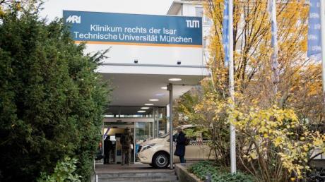 Klinikum rechts der Isar - Technische Universität München. Hier spritzte der Pfleger den Patienten eine Überdosis eines Medikaments, das ihnen nicht verabreicht werden sollte.