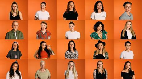 """Diese 20 Kandidatinnen sind bei """"Princess Charming"""" 2021 dabei. Wir stellen Ihnen alle Teilnehmerinnen im Porträt vor und verraten nach jeder Folge, wer raus ist."""
