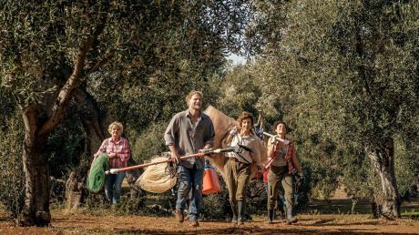 Das Kindermädchen - Mission Italien in der ARD: Hier finden Sie alle Infos zum TV-Termin, den Darstellern und zur Handlung.