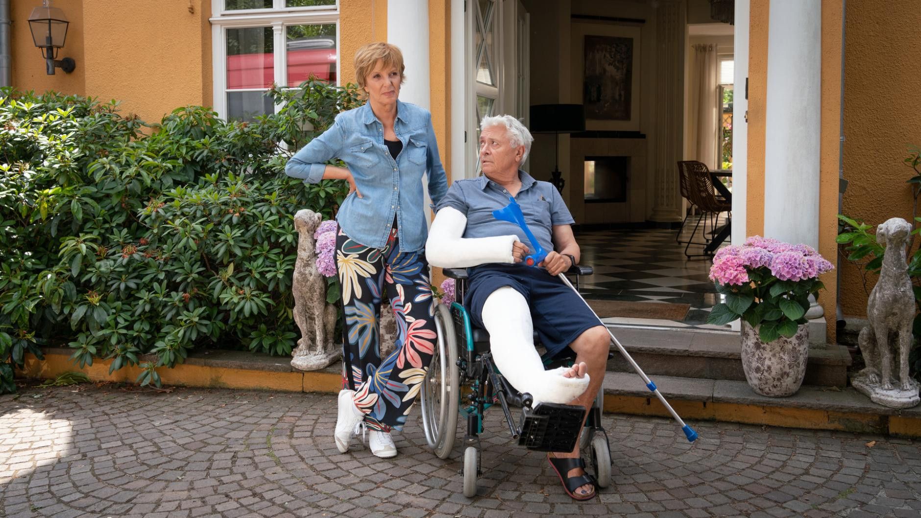 Wir bleiben Freunde - am 23.5.21 im ZDF: TV-Termin