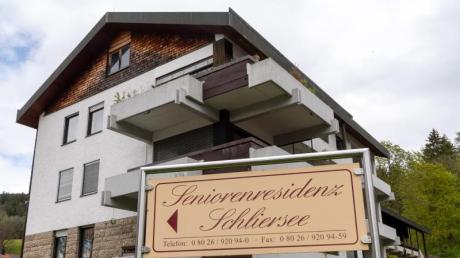 In der «Seniorenresidenz Schliersee» ist es zu schlimmen Verbrechen gekommen.