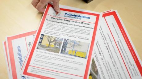 Seit rund dreieinhalb Jahren fahndet die Polizei nach dem DHL-Erpresser.