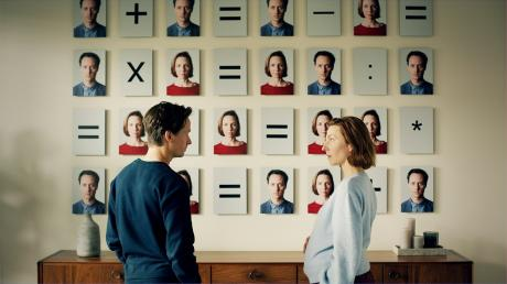 """""""Ich und die Anderen"""": Start auf Sky, Folgen, Besetzung, Trailer, Handlung. Im Bild: Tom Schilling und Katharina Schüttler."""