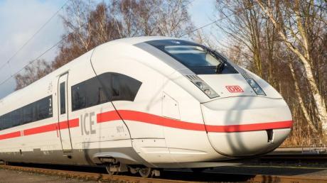 Noch ist nicht entschieden, wo der Fernverkehr zwischen Augsburg und Ulm einmal entlang fährt.