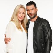 """""""Sommerhaus der Stars"""" 2021: Wir verraten Ihnen, wer Michelle Monballijn und Mike Cees-Monballijn sind."""