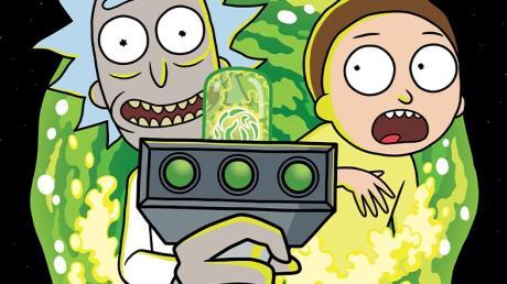 """Staffel 5 von """"Rick and Morty"""" bei Sky: Alle Infos rund um Start, Folgen, Besetzung und Handlung sowie einen Trailer gibt es hier."""