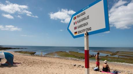 Portugal war als erstes europäisches Land von der Delta-Variante betroffen.
