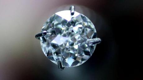 Die Diamanten, die in London entwendet wurden, sind seit der Tat 2016 nicht mehr aufgetaucht (Symbolbild).