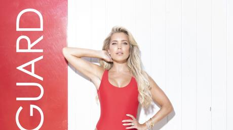 """""""Love Island"""" 2021: Sylvie Meis ist die neue Moderatorin."""
