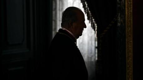 Juan Carlos ist aus der Öffentlichkeit vollkommen verschwunden.
