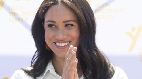 Am 4. August wird Herzogin Meghan 40 Jahre alt.
