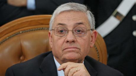 Vorsitzender des Vatikan-Gerichts: Giuseppe Pignatone.