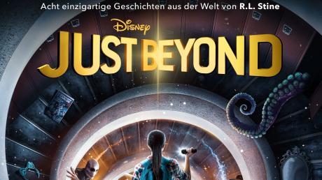 """Im Oktober startet """"Just Beyond"""" auf Disney Plus. Holen Sie sich hier bei uns alle Infos."""