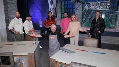 """Im Herbst gibt es eine neue Staffel von """"Grill den Henssler"""" bei Vox zu sehen. Wir stellen Ihnen die Jury der Koch-Show näher vor."""