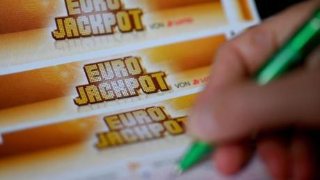 Der Eurojackpot in Höhe von rund 33 Millionen Euro ging diesmal nach Niedersachsen.