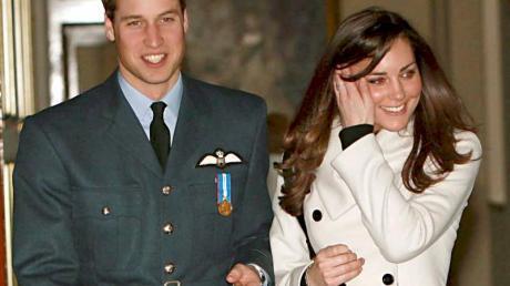Kate Middleton & Prinz William wollen im nächsten Jahr heiraten.