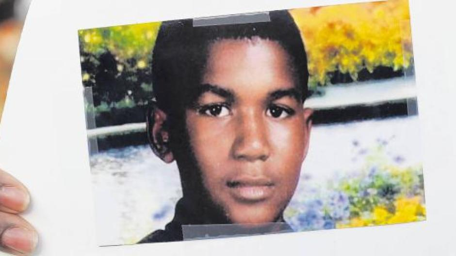 Freund Schwarzer Teenager Weißer Teenager erschossen: