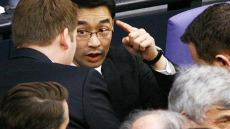 FDP-Chef Philipp Rösler kann sich derzeit nicht auf einen Wiedereinzug in den Bundestag verlassen.