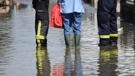 Opfer der Flut bekommen nun auch Unterstützung durch die Bundesregierung.