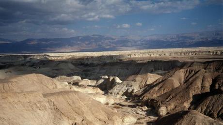 Israel kontrollierte das Jordantal seit 1967. Nun ist es palästinensisches Autonomiegebiet.