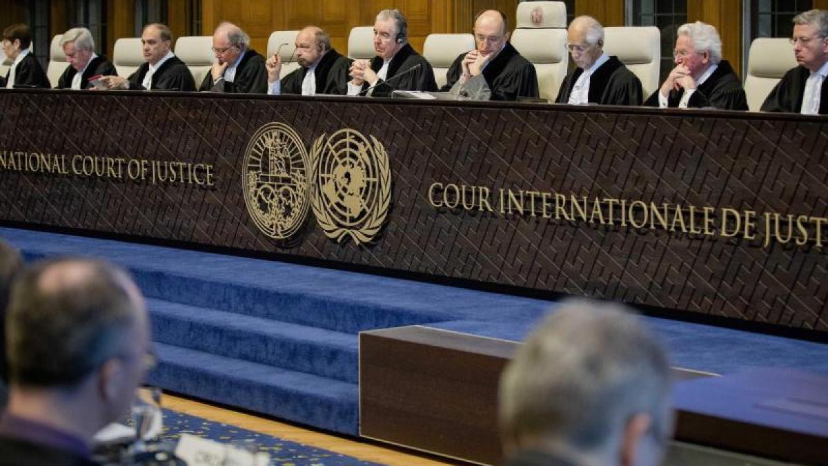 Gericht Den Haag
