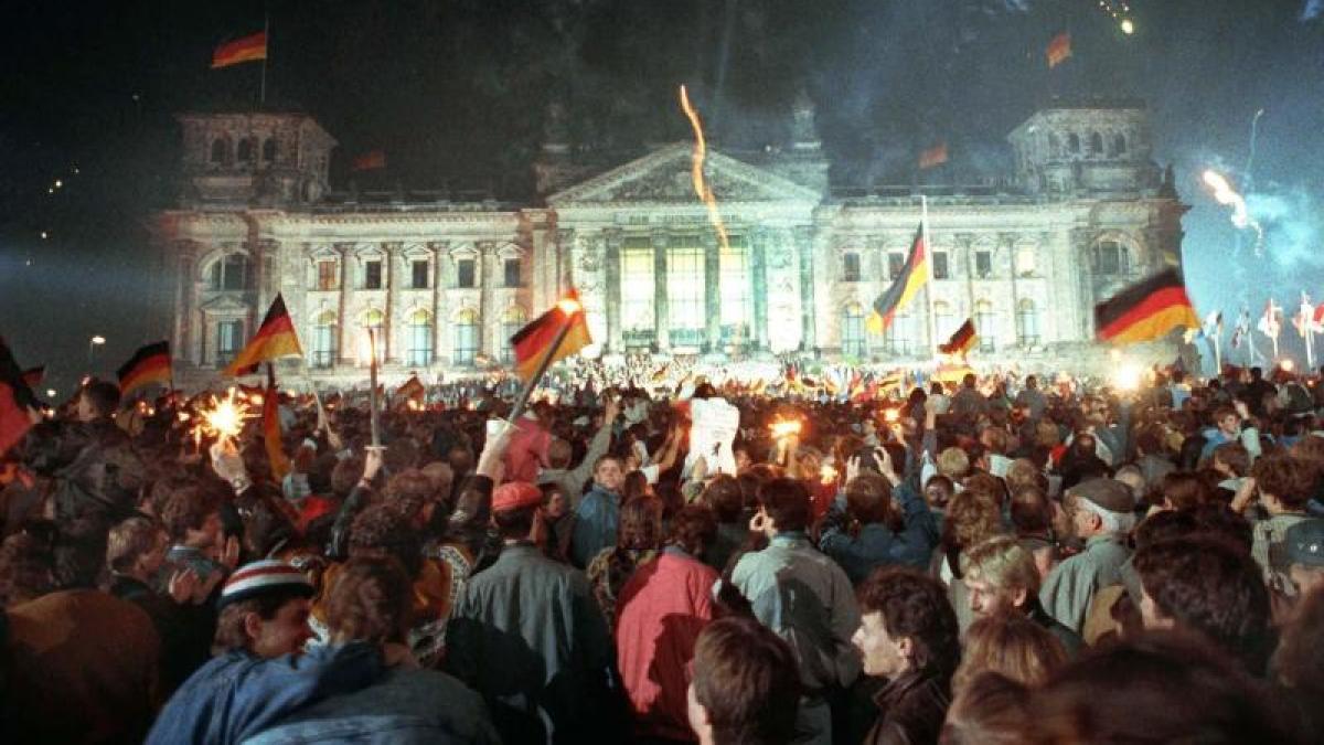 Tag Der Deutschen Einheit Feiertag