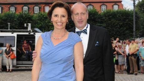Christine Haderthauer und Ehemann Hubert waren bis 2008 Miteigentümer von Sapor Modelltechnik - es kamen Betrugsvorwürfe auf.