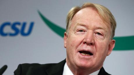 Der CSU-Finanzexperte Hans Michelbach ist stellvertretender Vorsitzender des Wirecard-Untersuchungsausschuss des Deutschen Bundestags.