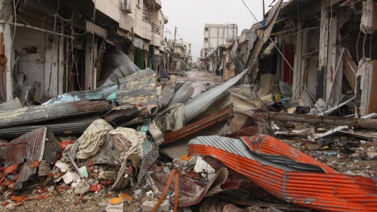 Luftschlag Syrien