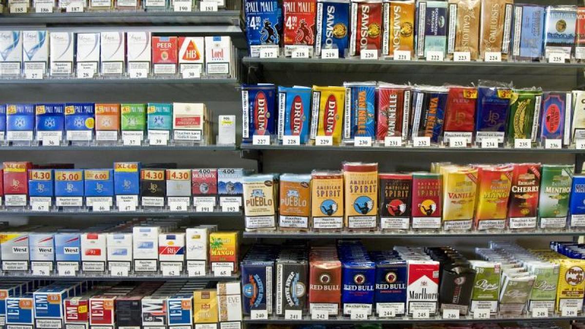 Tschechien Zigaretten Kaufen