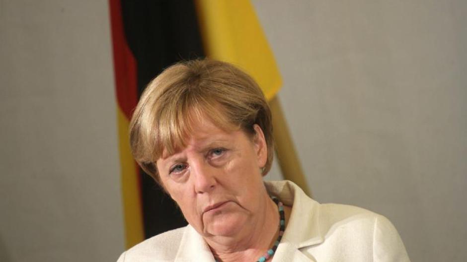Flüchtlinge Problem Zu Lange Ignoriert Merkel Räumt