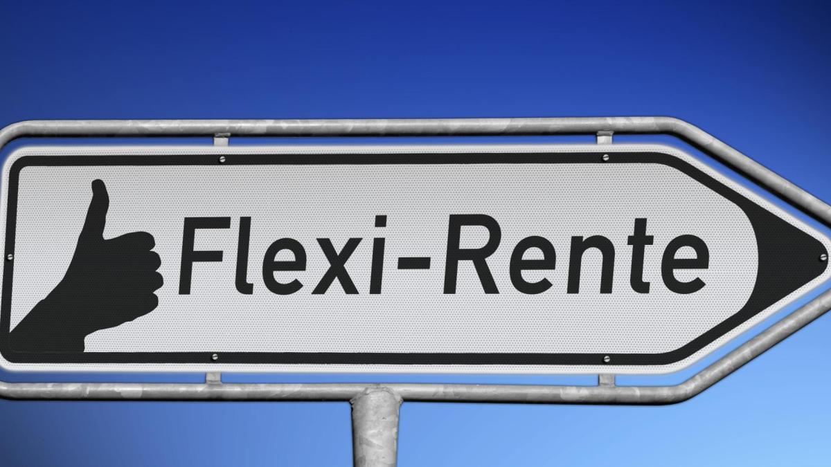 Flexi Rente Rechenbeispiel : rente flexi rente f r wen rechnet sich das neue modell ~ Lizthompson.info Haus und Dekorationen