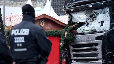 Der Anschlag in Berlin erschütterte 2016 viele Menschen.