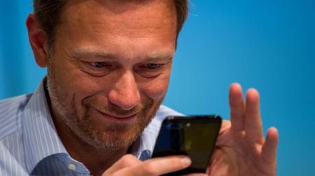 Wie kein anderer hat der FDP-Bundesvorsitzende Christian Lindner vor der Landtagswahl in NRW die sozialen Medien genutzt.