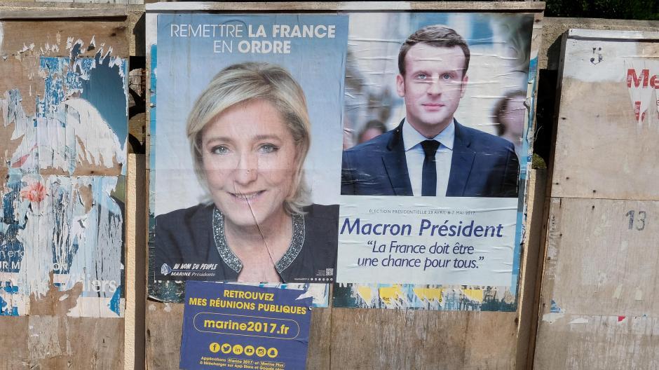 Frankreich Wahl 2017 Paris Ist Immun Gegen Marine Le Pen Politik