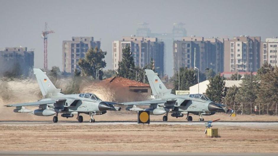 Genauer Fahrplan noch offen: Incirlik-Abzug: Bundeswehr-Tornados ...