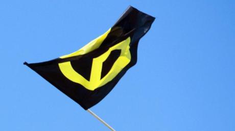 Die «Identitäre Bewegung» wird vom Verfassungsschutz beobachtet. Foto: Paul Zinken